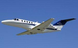 Cessna Citation CJ2 exterieur