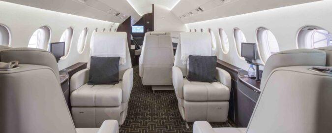 Falcon 900LX prive jet huren