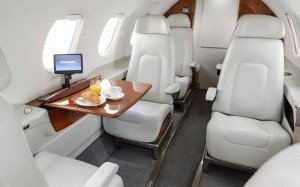 Phenom 300 interieur