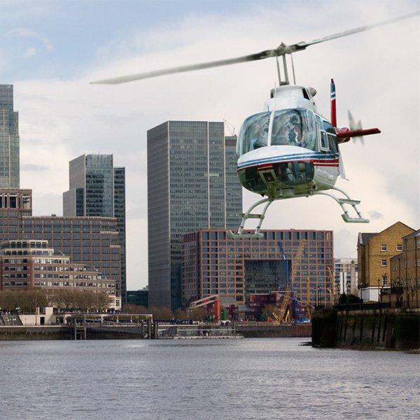 helikopterverhuur